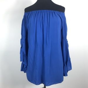 NWT Altar'd State Off the Shoulder Blouse